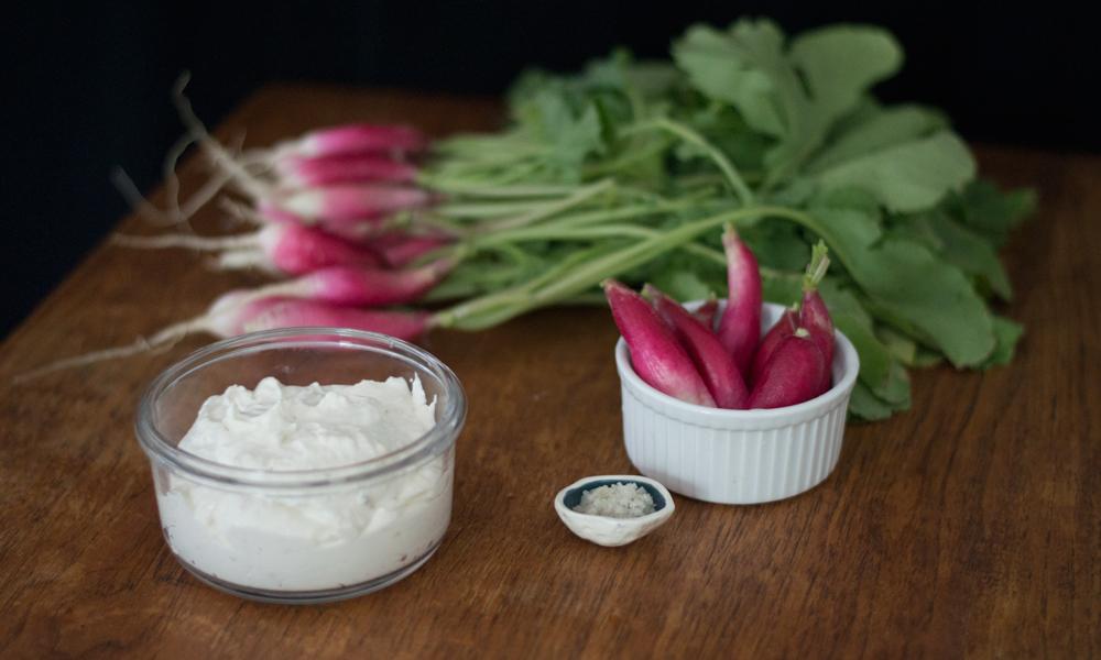 Crème Fraîche Dip